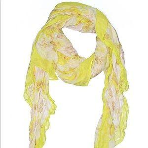 Stella & Dot Yellow Scarf/Wrap